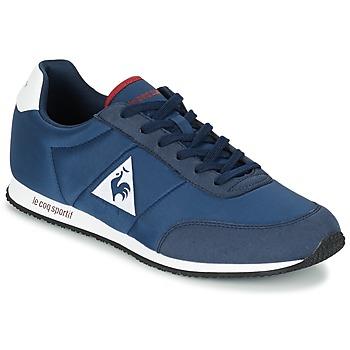 Skor Herr Sneakers Le Coq Sportif RACERONE NYLON Blå