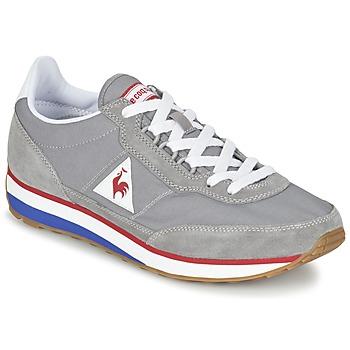 Skor Herr Sneakers Le Coq Sportif AZSTYLE GUM Grå
