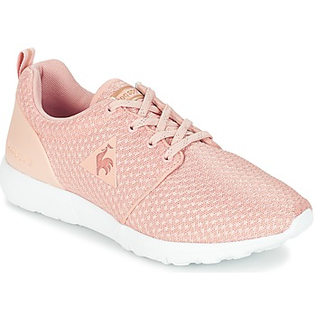 Skor Dam Sneakers Le Coq Sportif DYNACOMF W FEMININE MESH Rosa