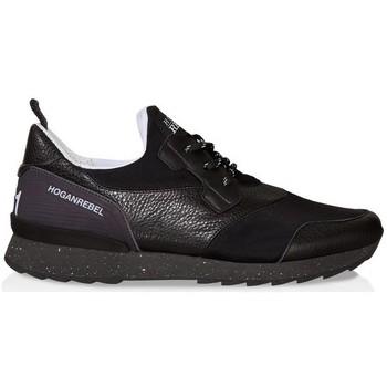 Skor Herr Sneakers Hogan HXM2610U390D8D0XCR nero
