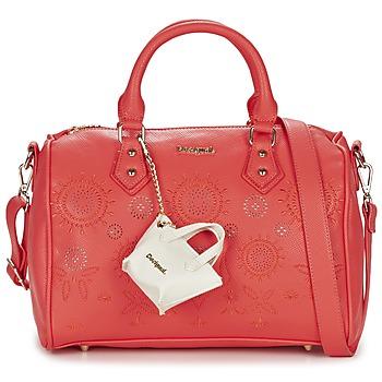 Väskor Dam Handväskor med kort rem Desigual BOWLING VANESA Rosa