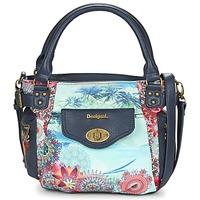 Väskor Dam Handväskor med kort rem Desigual MCBEE MINI  KOTAO Marin / Flerfärgad