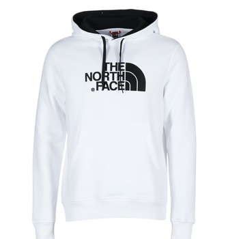 textil Herr Sweatshirts The North Face DREW PEAK PULLOVER HOODIE Vit
