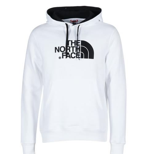 textil Herr Sweatshirts The North Face DREW PEAK PULLOVER HOODIE Vit