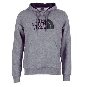 textil Herr Sweatshirts The North Face DREW PEAK PULLOVER HOODIE Grå