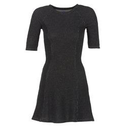 textil Dam Korta klänningar Loreak Mendian ZENIT Svart