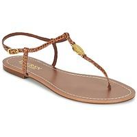 Skor Dam Flip-flops Ralph Lauren AIMON SANDALS CASUAL Kamel