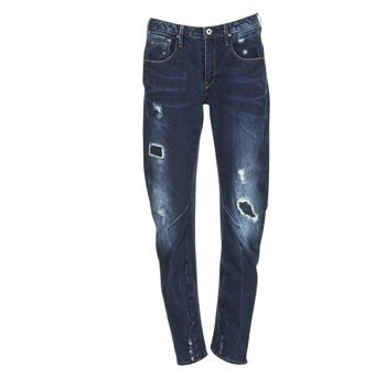 textil Dam Jeans boyfriend G-Star Raw ARC 3D LOW BOYFRIEND Blå