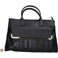 Väskor Dam Handväskor med kort rem Intrend pelle sintetica blu AR447 Blu