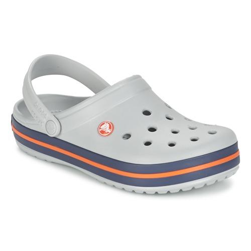 Skor Träskor Crocs CROCBAND Grå