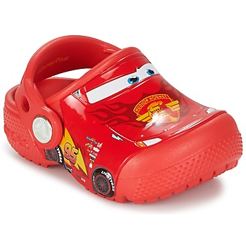 Skor Barn Träskor Crocs Crocs Funlab Light CARS 3 Movie Clog Röd