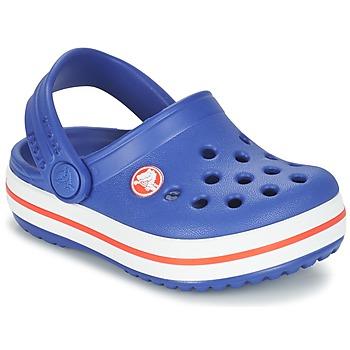 Skor Pojkar Träskor Crocs Crocband Clog Kids Blå