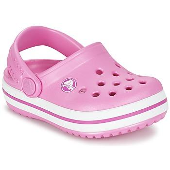 Skor Barn Träskor Crocs Crocband Clog Kids Rosa