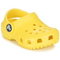 Skor Barn Träskor Crocs Classic Clog Kids Gul