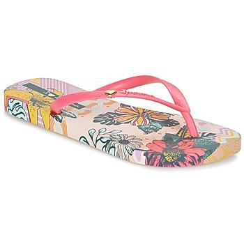 Skor Dam Flip-flops Ipanema I LOVE TRIBAL Rosa