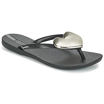 Skor Dam Flip-flops Ipanema MAXI FASHION II Svart