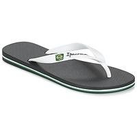 Skor Herr Flip-flops Ipanema CLASSICA BRASIL II Svart / Vit