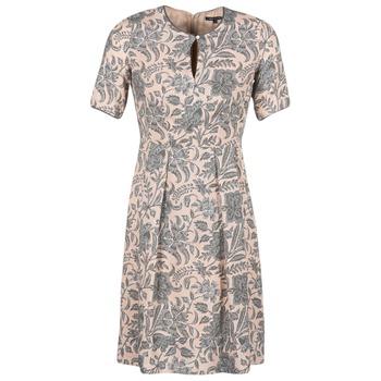 textil Dam Korta klänningar Marc O Polo GERDAZIL Grå ba350f4c3b0f0