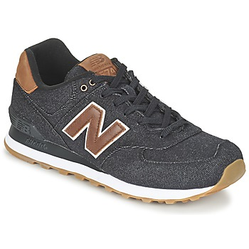 Skor Sneakers New Balance ML574 Svart