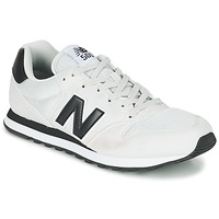 Skor Herr Sneakers New Balance GM500 Vit / Svart