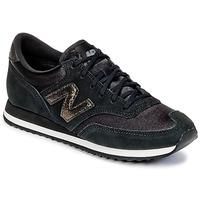 Skor Dam Sneakers New Balance CW620 Svart