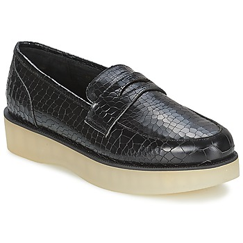 Skor Dam Loafers F-Troupe Penny Loafer Svart