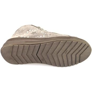 Skor Flickor Höga sneakers Didiblu Sneakers AH126 Beige