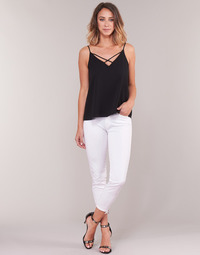 textil Dam Jeans 3/4 & 7/8 Gaudi PODALI Vit