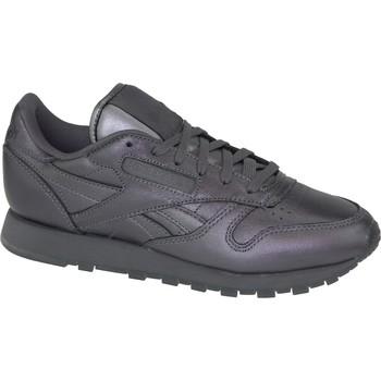 Skor Dam Sneakers Reebok Sport Classic Leather Spirit V69378 Violette