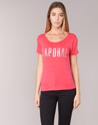textil Dam T-shirts Kaporal NIZA Rosa
