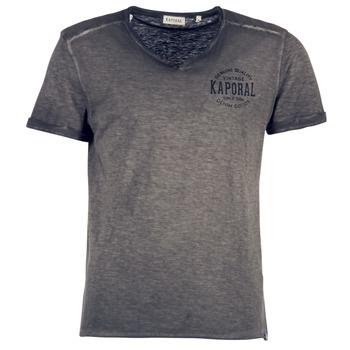 textil Herr T-shirts Kaporal TOKOA Blå