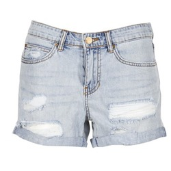 textil Dam Shorts / Bermudas Billabong FRANKIE Denim