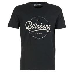 textil Herr T-shirts Billabong OUTFIELD TEE SS Svart