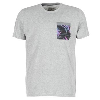 textil Herr T-shirts Billabong TRANSMIT TEE Grå