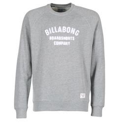 textil Herr Sweatshirts Billabong TROUBLE IN PARADISE CREW Grå