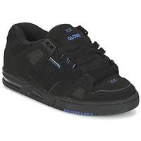 Skor Herr Sneakers Globe SABRE Svart / Blå