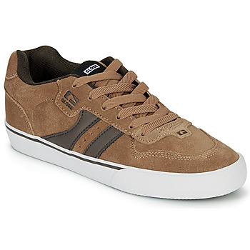 Skor Herr Sneakers Globe ENCORE-2 Brun