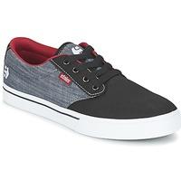 Skor Herr Sneakers Etnies JAMESON 2 ECO Svart / Grå / Röd