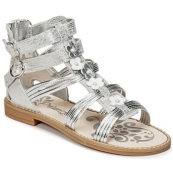 Skor Flick Sandaler Primigi FANTAYS Silverfärgad