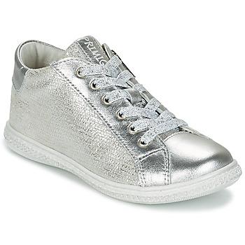 Skor Flick Sneakers Primigi SUTRE Silverfärgad