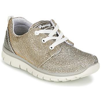 Skor Flick Sneakers Primigi HILOSSA Silverfärgad