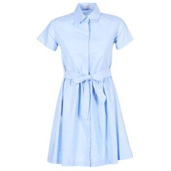 textil Dam Korta klänningar Compania Fantastica EBLEUETE Blå / Himmelsblå