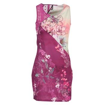 textil Dam Korta klänningar Smash GRETCHEN Rosa