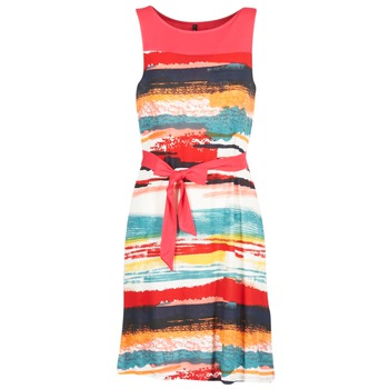 textil Dam Korta klänningar Smash PITTIERI Flerfärgad