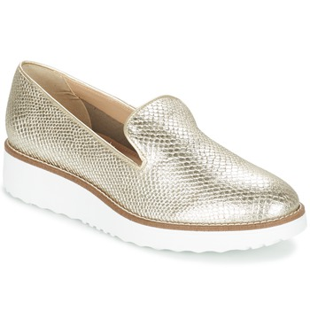 Skor Dam Loafers Dune London GARNISH Silver