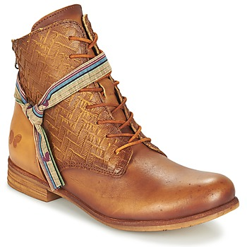 Skor Dam Boots Felmini MOSTAZA Kamel