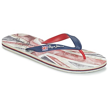 Skor Herr Flip-flops Pepe jeans HAWI JAYSON Marin