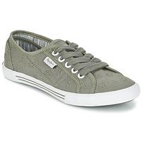 Skor Dam Sneakers Pepe jeans ABERLADY ANGLAISE Grå