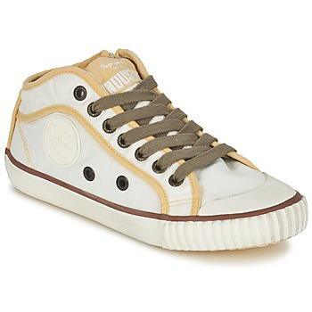 Skor Dam Sneakers Pepe jeans INDUSTRY Beige