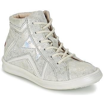 Skor Flick Höga sneakers GBB PRUNELLA Grå / Silver